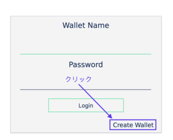 create wallet arizen